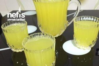 Buz Gibi Limonata Yapımı (Pastane Usulü ) Tarifi
