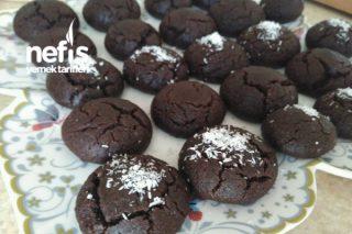 Sütlü Brownie Kurabiye (Bol  Soslu) Tarifi