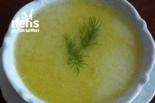 Terbiyeli Tavuk Çorbası (Paça Çorbası) Tarifi