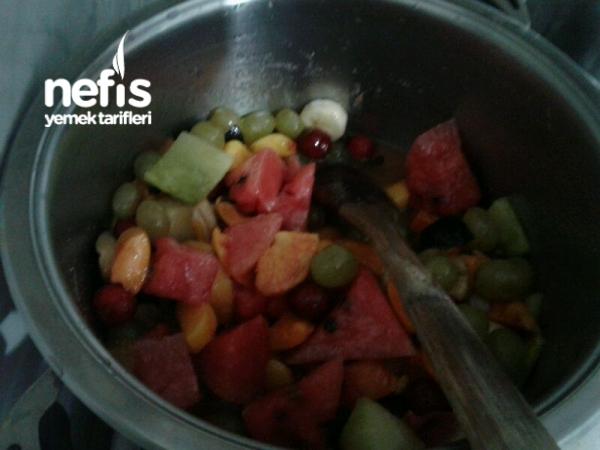 Karışık Meyve Suyu