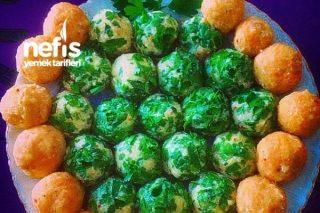 Leziz İkram Patates Topları Tarifi