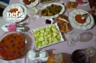 Misafirlerimle iftar Tarifi