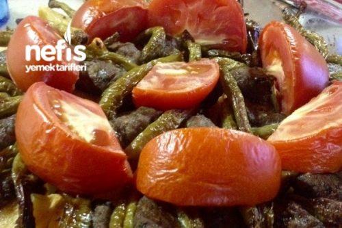 Fırında Köfteli Patates Yapımı Videosu