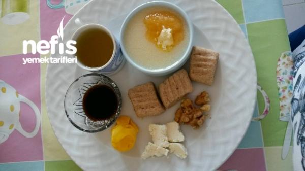 İrmikli Cevizli Kahvaltı (+7)