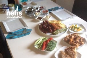 Bayram Kahvaltımız Tarifi