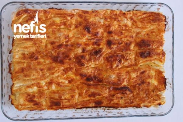 Kırma Böreği - Emine Ayşe Karataslı - Nefis Yemek Tarifleri