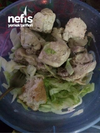 Akşam Yemekciğim Salatam (verilen Kilo 30)