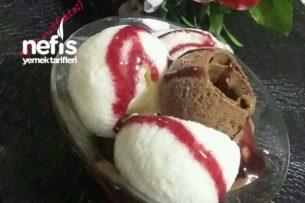 Evde Hakiki Maraş Dondurması ( Sade / Çikolatalı) Tarifi