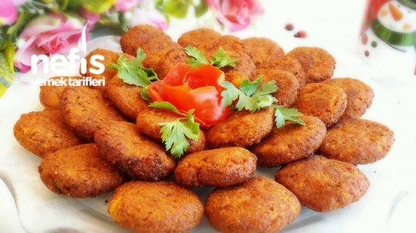 Patatesli Bulgur Köftesi(Yapma)