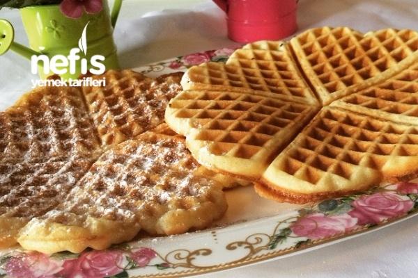 Waffle ( Süper Tarif) Tarifi