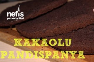 Kakaolu Pandispanya Tarifi
