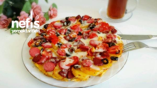 Patates Pizzası