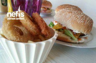 Evde Kolay Hamburger Tarifi