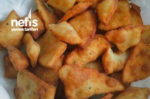 Peynir Hamurlu Puf Puf Kabaran Pişi Tarifi