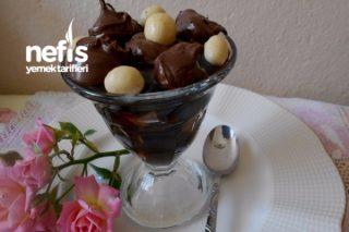 Krem Çikolatalı Krem Şokolo Tarifi