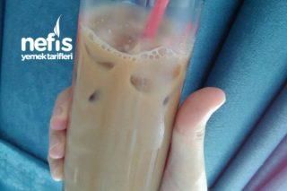 Vegan İcelatte Soğuk Kahve (Soya Sütü) Tarifi