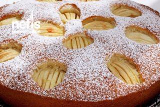 Elmalı Alman Keki Tarifi