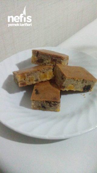 Full Diyet Kek (Şekersiz Pekmezsiz)