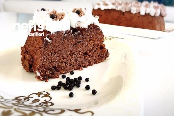 Kakaolu Şipşak Pasta (Fırınsız) Tarifi