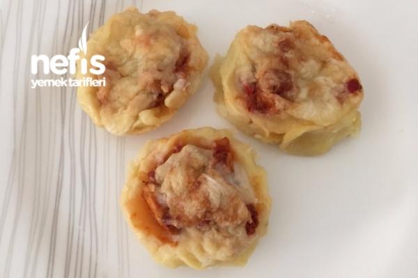 Tavuklu Patates Çanakları Tarifi