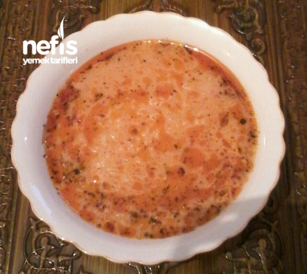 Yoğurtlu Pirinç Çorbası (Lebeniyye) 85