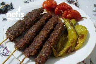 Pratik Fırında Adana Kebabı Tarifi