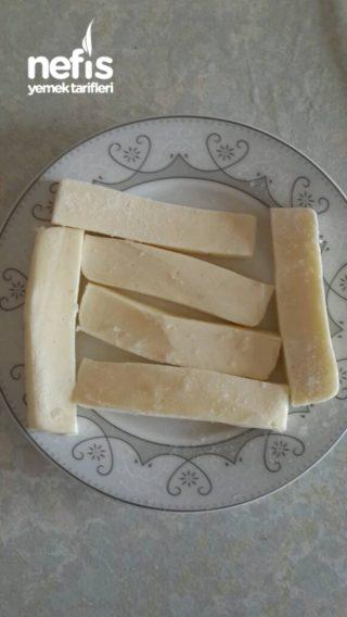Çıtır Milföylü Peynir Kızartması