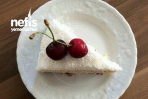Kremalı Çilekli Kek Tarifi