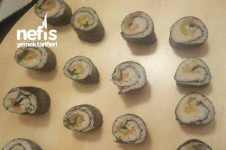 Pratik Somon Sushi Tarifi
