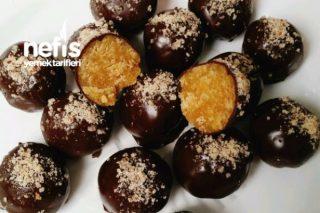 Çikolatalı Helva Topları Tarifi