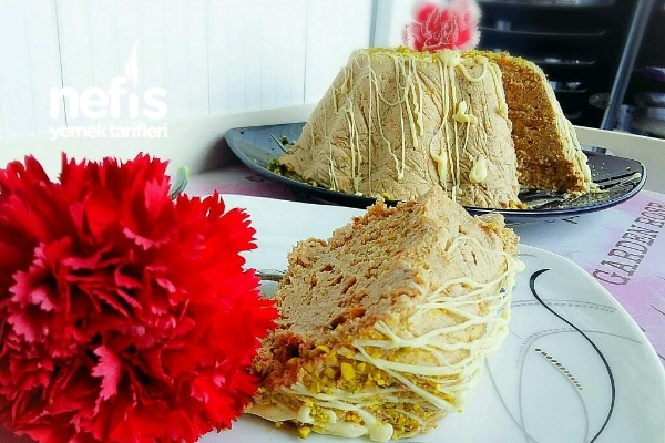 Nescafeli Nefis Parfe Pasta Tarifi
