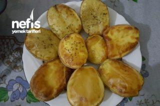 Fırında Pratik Patates Tarifi