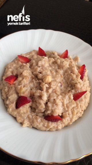 Aşırı Tok Tutan Porridge (yulaf Lapası) Diyete Uygunn!