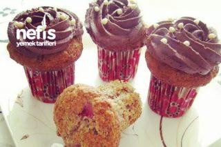 Çilekli Muzlu Muffin Tarifi