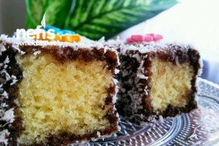İngiliz Keki (Lokum Kek ) Tarifi