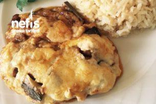 Beşamel Soslu Patlıcan (Leziz) Tarifi