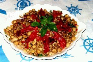 Harika Protein Deposu Közbiberli Salatam Tarifi