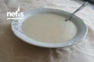 Sütlü Tel Şehriye Çorbası Tarifi