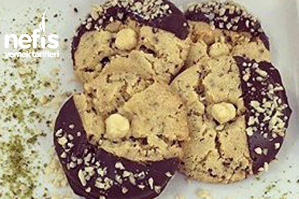 Nescafeli Cookies Tarifi