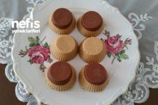 Porsiyonluk Tahin Helva (Çikolatalı Sade) Tarifi