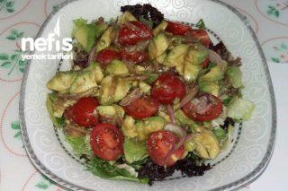Salad Avokado Tarifi