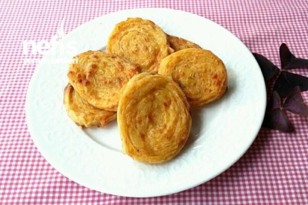Çıtır Patatesli Rulo Buzluk Böreği Tarifi
