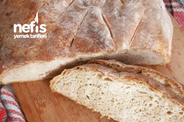 Ekşi Mayalı Köy Ekmeği Tarifi