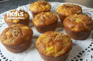 Muffin Patatesli Pişi Tarifi