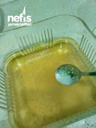 Sıcak Su İle  Salatalık Turşusu
