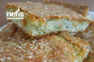 Dereotlu Peynirli Tuzlu Kek (Nefis) Tarifi