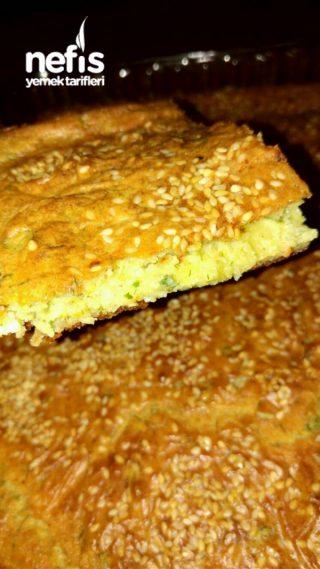 Dereotlu Peynirli Tuzlu Kek (nefisssss)