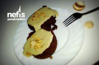 Tahinli Damla Çikolatalı Kek Tarifi