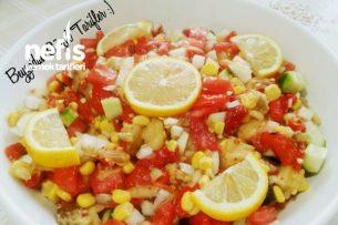 Mısırlı Köz Salatası Tarifi