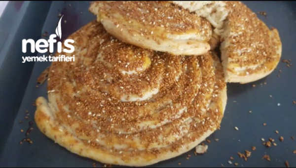 Kapalı Tahinli Pide ( Pastane Lezzet Garantisi )